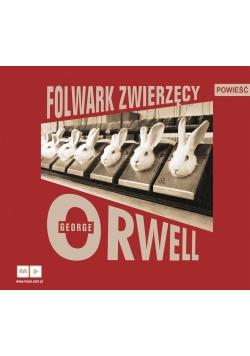 Folwark zwierzęcy. Audiobook