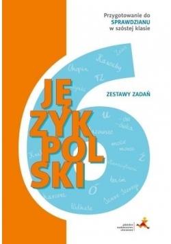 Język polski SP 6 zestawy zadań w.2015 GWO