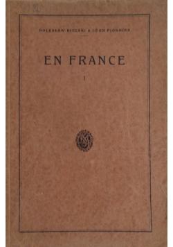 En France, 1926r.