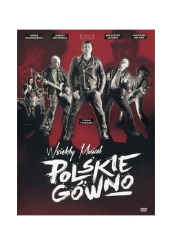 Polskie gówno, Płyta DVD