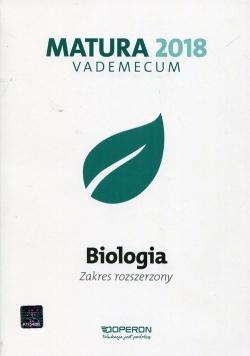Matura 2018 Biologia Vademecum Zakres rozszerzony