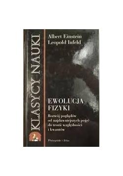 Ewolucja Fizyki