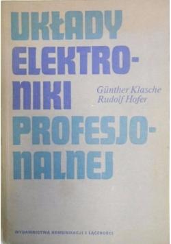 Układy elektroniki profesjonalnej