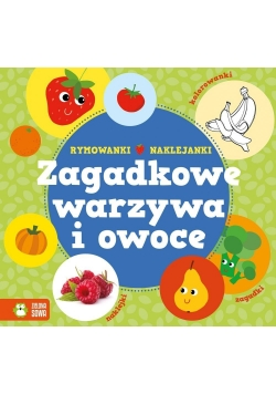 Zagadkowe warzywa i owoce