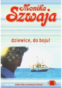 Dziewice Do Boju - Monika Szwaja