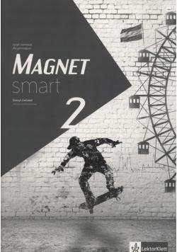 Magnet Smart 2 Zeszyt ćwiczeń Wersja podstawowa