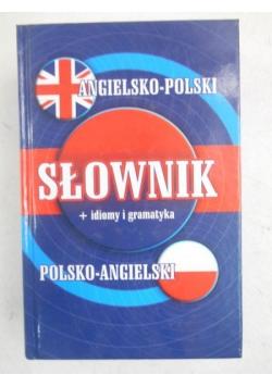 Słownik angielsko-polski, idiomy i gramatyka