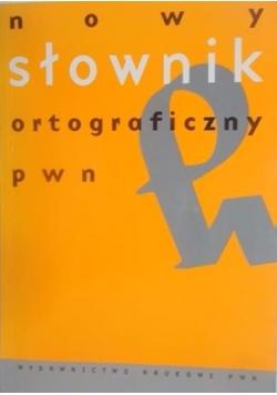 Nowy słownik ortograficzny PWN