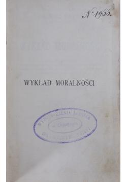 Wykład moralności,1905r.