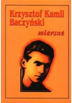 Wiersze - K. K. Baczyński