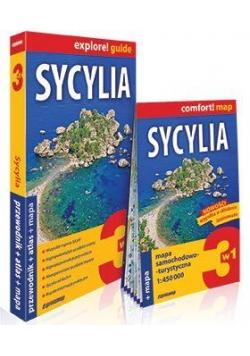 Explore! guide Sycylia 3w1 przewodnik