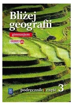 Geografia GIM 3 Bliżej Geografii Podr. WSiP