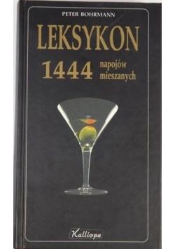 Leksykon 1444 napojów mieszanych
