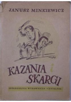 Kazania i skargi, 1946 r.