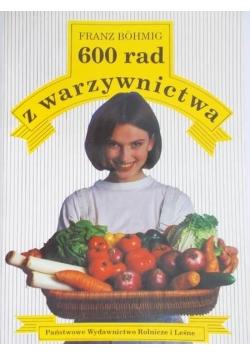 600 rad z warzywnictwa