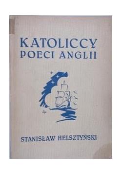 Katoliccy Poeci Anglii, 1939 r.