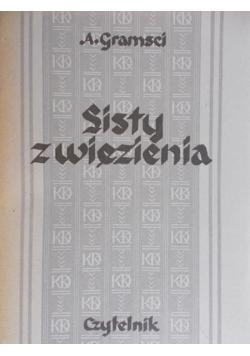 Listy z więzienia, 1950 r.
