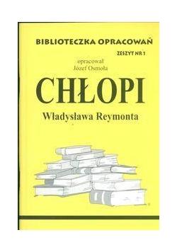 Biblioteczka opracowań nr 001 Chłopi