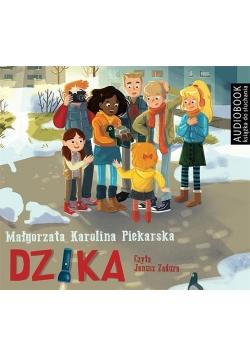 Dzika. Audiobook
