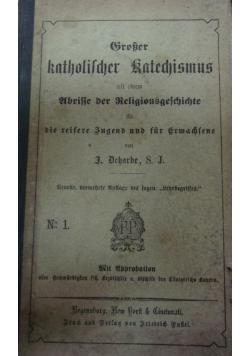 Grosser katholischer Katechismus, 1879 r.