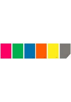 Zeszyt A5/60K kratka Colors (5szt)