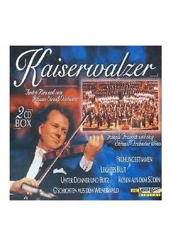 Kaiserwalzer, płyta CD