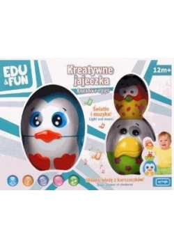 Kreatywne jajeczka edu&fun