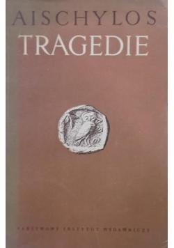Aischylos. Tragedie