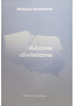 Above divisions