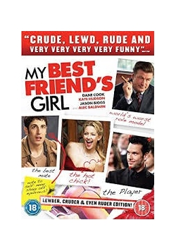 My best friend's Girl, DVD