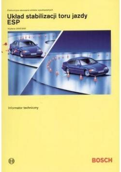 Bosch. Układ stabilizacji toru jazdy ESP
