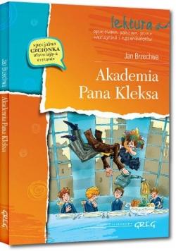 Akademia Pana Kleksa z oprac. GREG