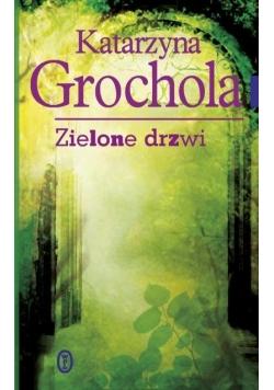 Zielone drzwi broszura