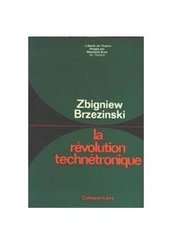 La revolution technetronique