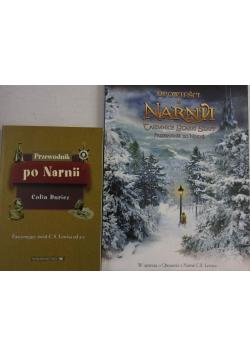 Opowieści z Narnii, tajemnice starej szafy przewodnik po Narnii/ Przewodnik po Narnii
