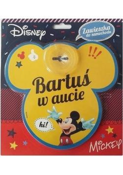 Zawieszka Miki - Bartuś w aucie