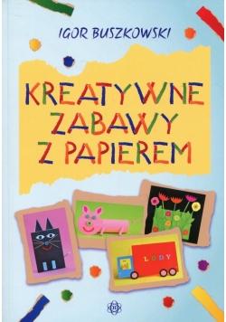 Kreatywne zabawy z papierem