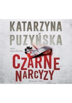 Czarne narcyzy audiobook