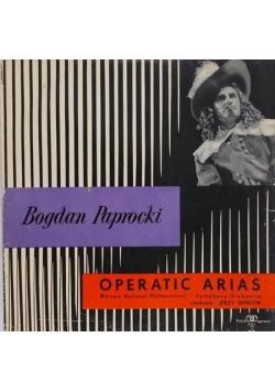 Operatic Arias, płyta winylowa