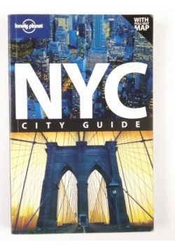 NYC. City Guide. Lonley Planet