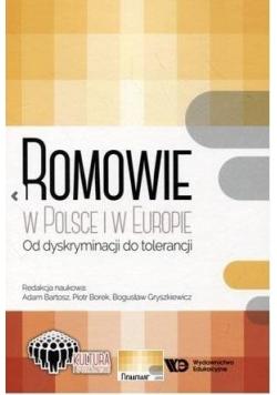 Romowie w Polsce i w Europie.