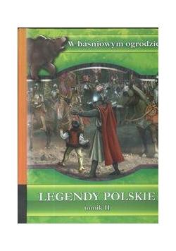 Legendy Polskie tomik II. W baśniowym ogr. LIWONA