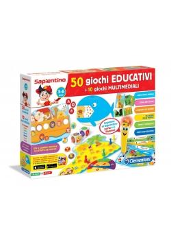 Mówiące Pióro 50 Gier Edukacyjnych
