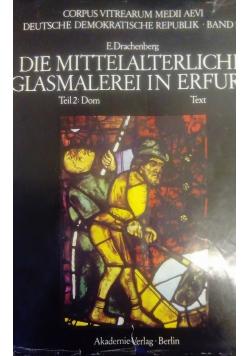 Die mittelalterliche glasmalerei in Erfurt