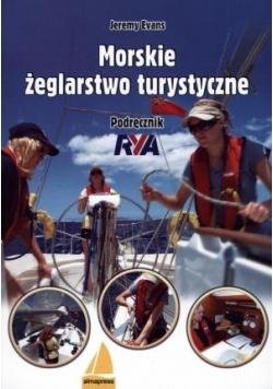 Morskie żeglarstwo turystyczne. Podręcznik RYA