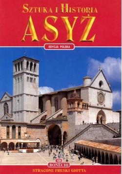 Sztuka i historia Asyż