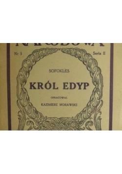 Król Edyp, 1947r.