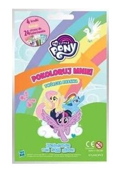 Pokoloruj mnie. Zabawa na sto dwa. My Little Pony.