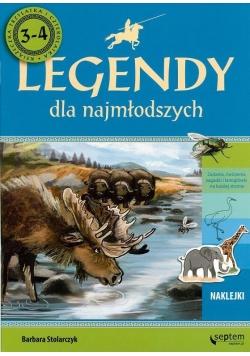 Mity i legendy dla najmłodszych. 3,4-latek