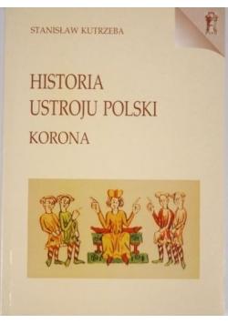Historia ustroju Polski. Korona